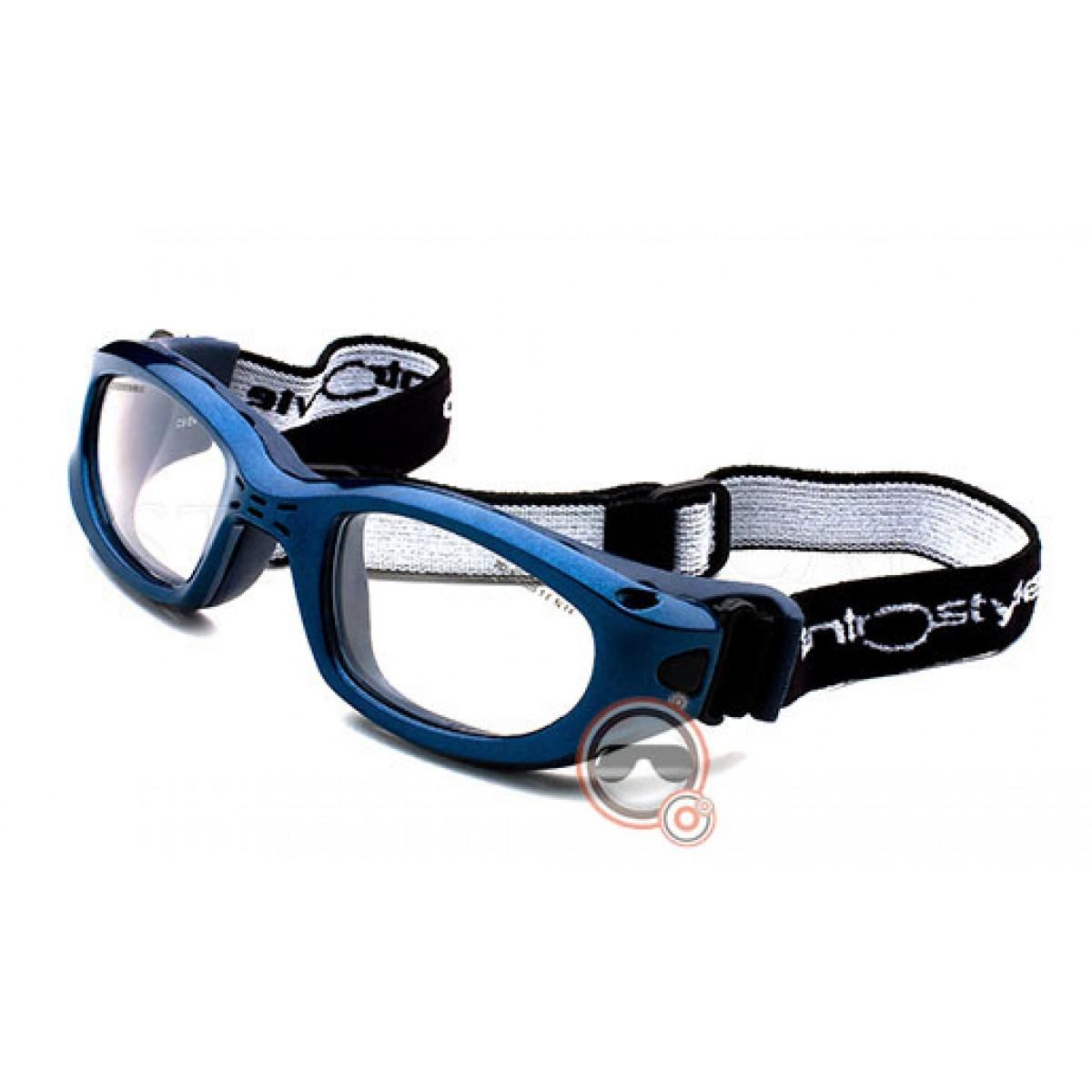 Óculos Centro Style + Ventilação Anti Embaçante (Adulto e Infantil) 809e08898e