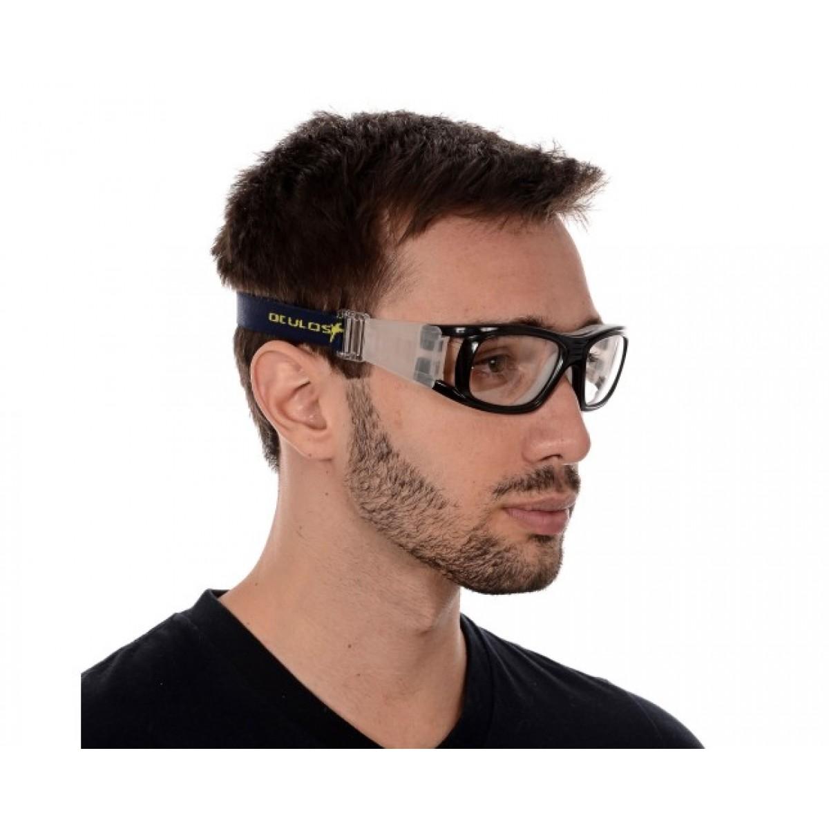 5e9789309 óculos de futebol para jogar futebol e basquete - Esporte Visão
