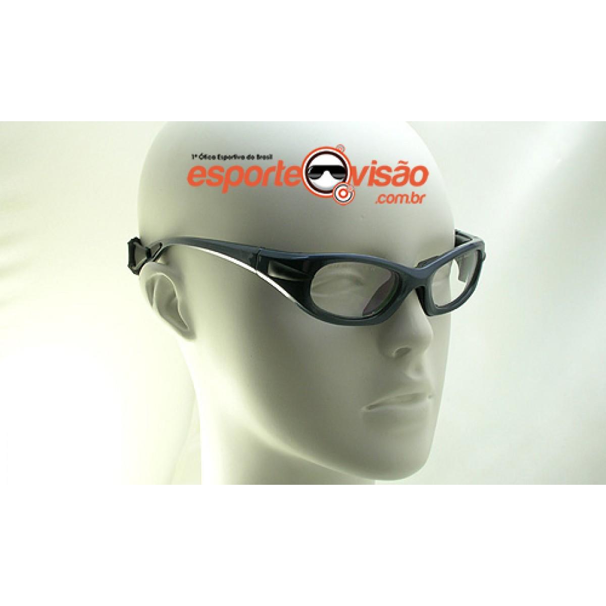 5a346d5b4 Óculos Progear TM 48/52/55 (P/M/G) + Lentes de Grau + Ventilação  anti-embaçante
