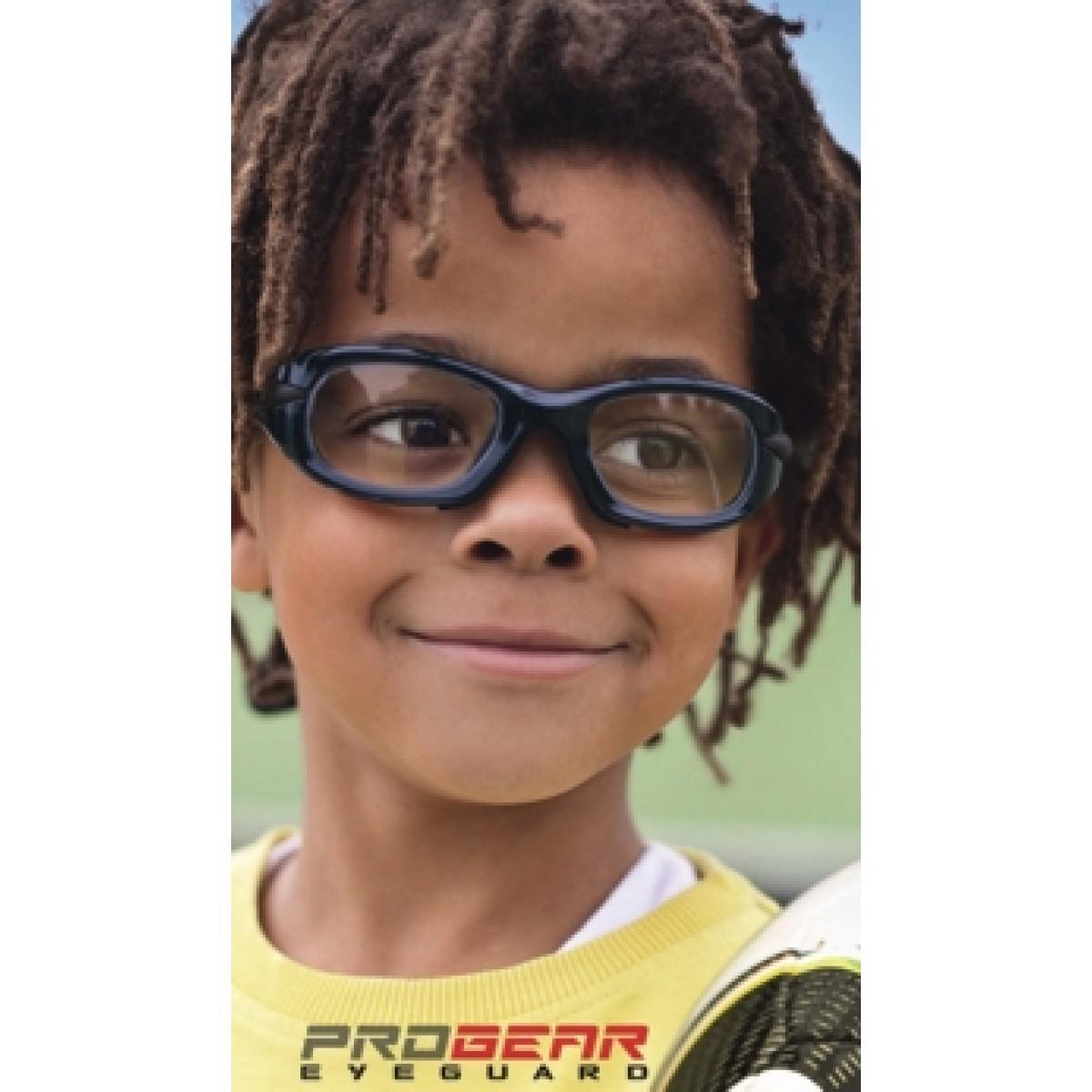 Óculos Progear Infantil Azul TM 48 c  Grau e Lentes Anti-Embaçantes 76d715abca