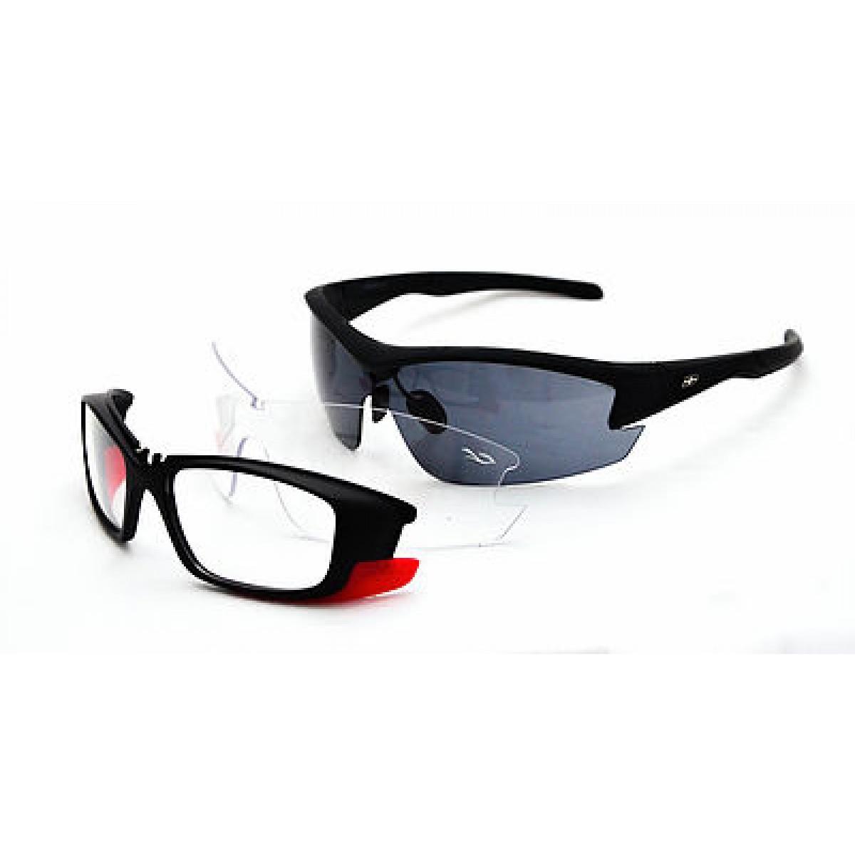 Óculos para ciclismo com clip para grau - Esporte Visão abedf26d6f