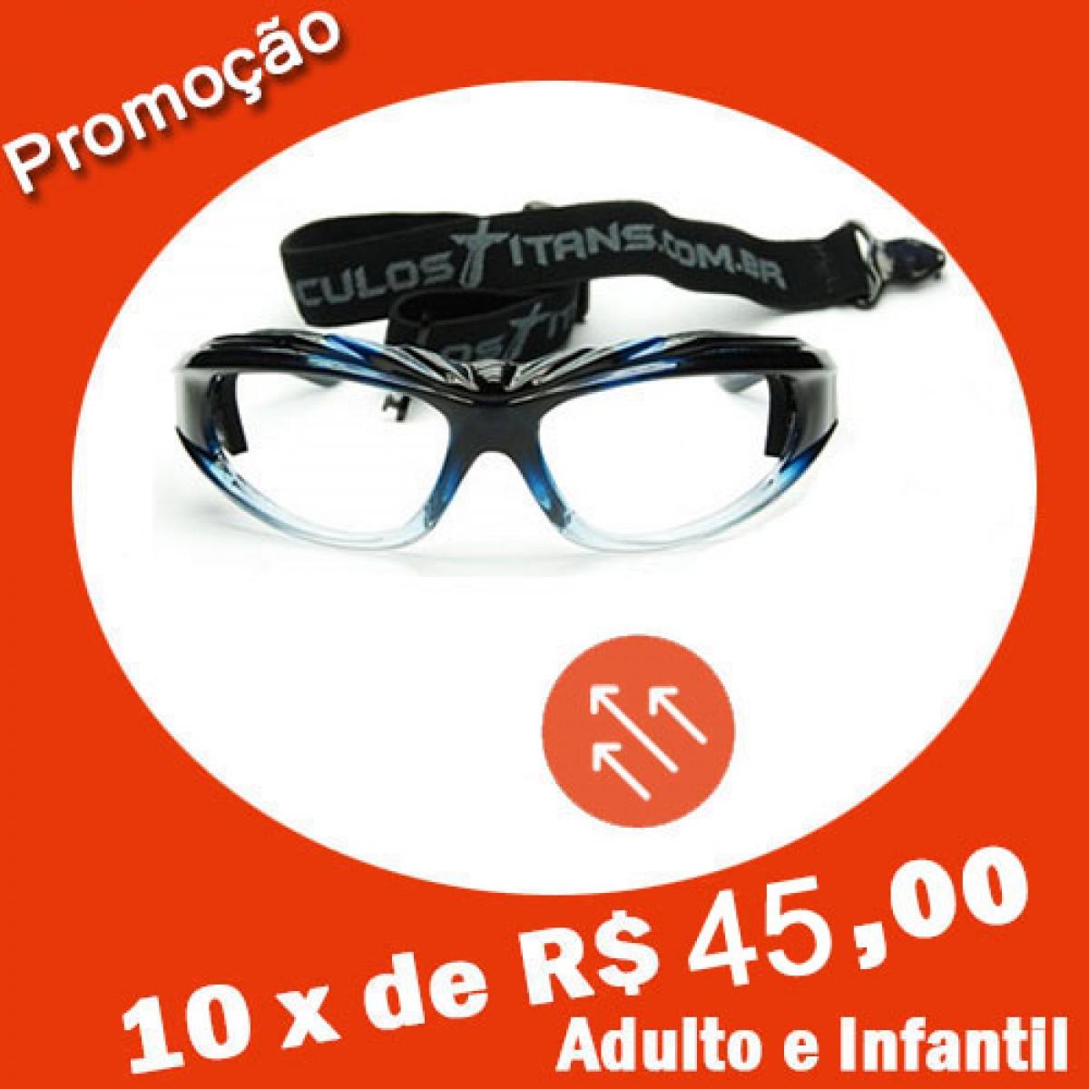 óculos para esportes infantil - Esporte Visão 0cc1b44dd5