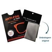Flanela Anti-Fog Antiembaçante