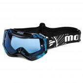 máscara para moto goggles