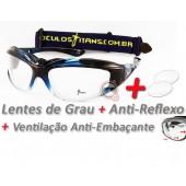 Óculos para Jogar Futebol Com Grau