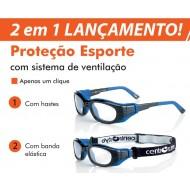 Kit Customização Óculos Centro Style 2 em 1